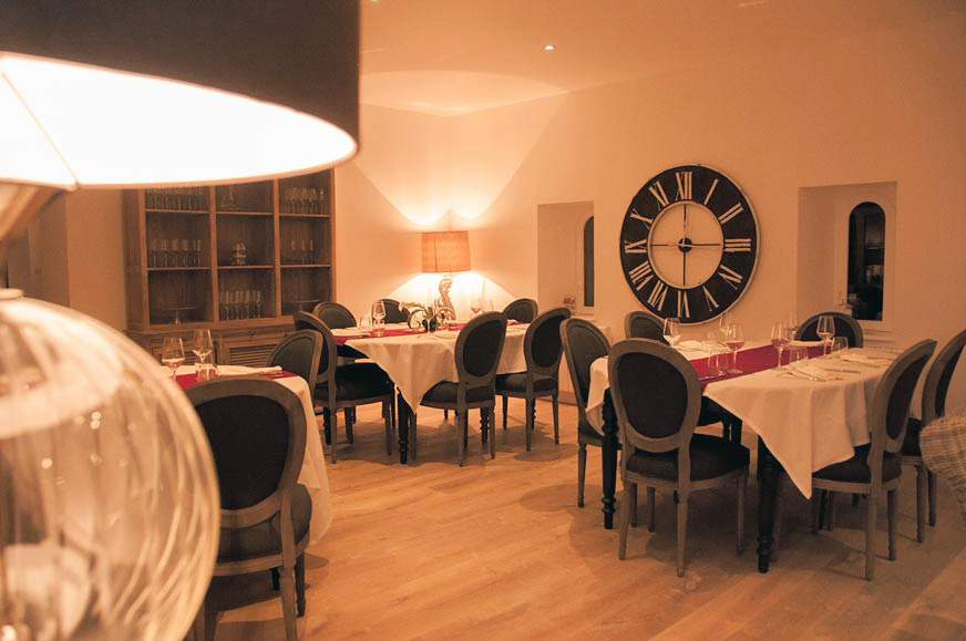 Photo: interior viewt of Restaurant la Terrasse